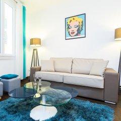 Отель Senat Apartment Франция, Ницца - отзывы, цены и фото номеров - забронировать отель Senat Apartment онлайн комната для гостей фото 4