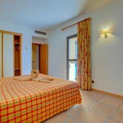 Отель SBH Club Paraíso Playa - All Inclusive 4* Стандартный семейный номер с двуспальной кроватью фото 5