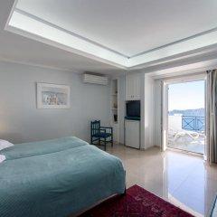 Villa Renos Hotel 4* Улучшенный номер с различными типами кроватей фото 7