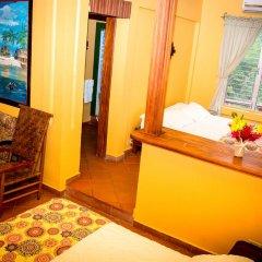 Hotel Maya Vista 3* Стандартный семейный номер с двуспальной кроватью фото 8