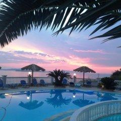 Отель Terezas Hotel Греция, Корфу - отзывы, цены и фото номеров - забронировать отель Terezas Hotel онлайн бассейн