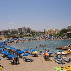Отель Villa Sobella пляж
