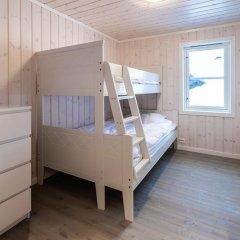 Отель Stranda Booking 3* Коттедж с различными типами кроватей фото 14