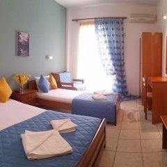 Отель Stella Ситония комната для гостей фото 3