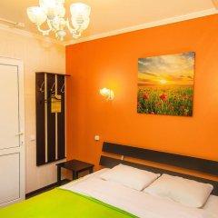 Хостел Миллениум Стандартный номер с двуспальной кроватью фото 3