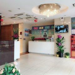 Shenzhen Haoyuejia Hotel Шэньчжэнь интерьер отеля