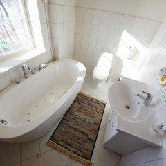 Отель Kempingas Slenyje Литва, Тракай - отзывы, цены и фото номеров - забронировать отель Kempingas Slenyje онлайн ванная фото 2