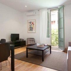Отель AB Central Apartments Испания, Барселона - отзывы, цены и фото номеров - забронировать отель AB Central Apartments онлайн комната для гостей фото 5