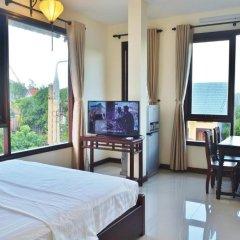 Отель An Bang Beach Holidays Стандартный номер с различными типами кроватей фото 5