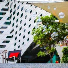 LIT Bangkok Hotel Бангкок вид на фасад фото 2