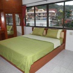 Отель Family Home Guesthouse Стандартный номер с различными типами кроватей фото 10