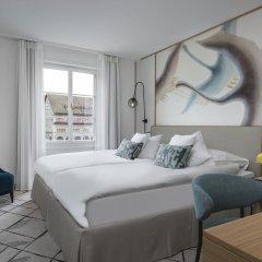 Hotel Storchen 5* Стандартный номер с двуспальной кроватью фото 2