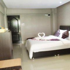 Отель NRC Residence Suvarnabhumi 3* Номер Делюкс с различными типами кроватей фото 5