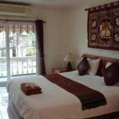 Отель Roof Garden Inn Таиланд, Паттайя - отзывы, цены и фото номеров - забронировать отель Roof Garden Inn онлайн комната для гостей фото 5