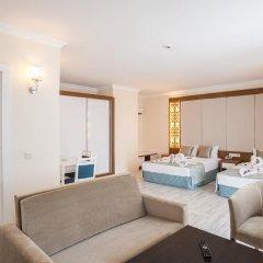 Concordia Celes Hotel - Ultra All Inclusive Турция, Окурджалар - отзывы, цены и фото номеров - забронировать отель Concordia Celes Hotel - Ultra All Inclusive онлайн комната для гостей фото 3