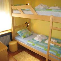 Spirit Hostel and Apartments Студия с различными типами кроватей фото 5
