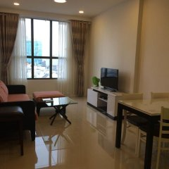 Апартаменты Lehome Serviced Apartment Хошимин удобства в номере