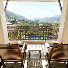 Отель Alpina Phuket Nalina Resort & Spa 4* Улучшенный номер с двуспальной кроватью фото 4