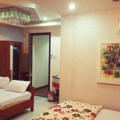 Hai Au Hotel 2* Стандартный семейный номер с двуспальной кроватью фото 6