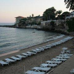 Poseidon Hotel Side Турция, Сиде - отзывы, цены и фото номеров - забронировать отель Poseidon Hotel Side онлайн пляж фото 2