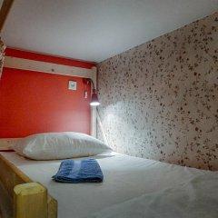Hostel Putnik Кровать в женском общем номере
