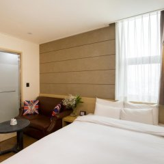 Hotel Nafore 3* Улучшенный номер с различными типами кроватей фото 5