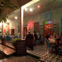 Отель Le Jardin Des Biehn Марокко, Фес - отзывы, цены и фото номеров - забронировать отель Le Jardin Des Biehn онлайн питание фото 2