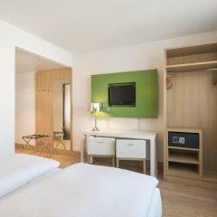 Отель Nh Berlin Potsdamer Platz 4* Стандартный номер фото 4