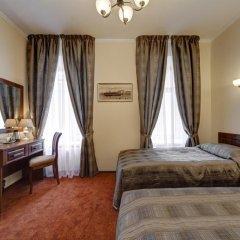 Мини-отель Соната на Невском 5 Номер Комфорт разные типы кроватей фото 19