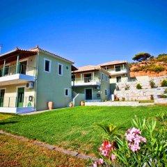 Отель Aselinos Suites 3* Коттедж с различными типами кроватей фото 12