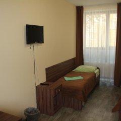 Отель Вояж 2* Кровать в общем номере фото 14