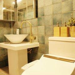 Отель The Mei Haus Hongdae 3* Номер Делюкс с 2 отдельными кроватями фото 10