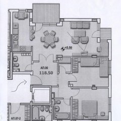 Апартаменты Beauty Apartment интерьер отеля