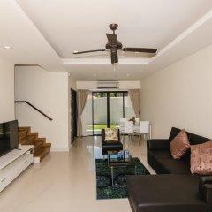 Отель Phuket Marbella Villa 4* Апартаменты с различными типами кроватей