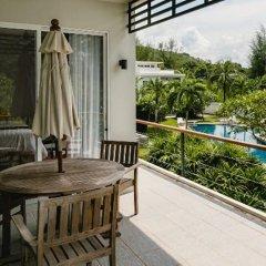 Отель Suan Tua Estate балкон