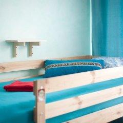 Europa Hostel Кровать в мужском общем номере с двухъярусной кроватью
