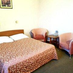 Гостиница Визит Стандартный номер с двуспальной кроватью фото 2