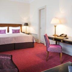 Hotel Bellevue Palace Bern 5* Стандартный номер с двуспальной кроватью фото 3