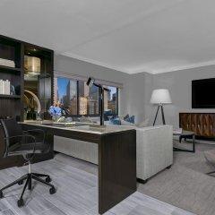Executive Class at MTS Hotel 4* Представительский люкс с различными типами кроватей фото 4