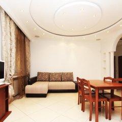 Гостиница Apartlux Leningradskaya Suite Апартаменты с различными типами кроватей фото 9