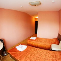 Мини-Отель Maxx Royal Стандартный номер с различными типами кроватей фото 5