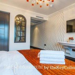The Exhibitionist Hotel удобства в номере фото 2