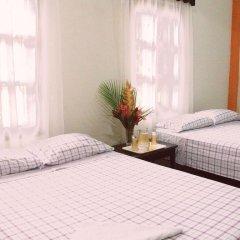 Hotel & Hostal Yaxkin Copan 2* Стандартный номер с различными типами кроватей фото 3