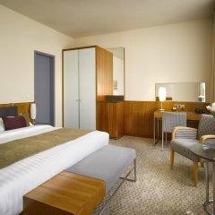 K+K Hotel Central Prague 4* Представительский номер с разными типами кроватей фото 3