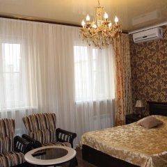 Гостиница Сафари Стандартный номер с двуспальной кроватью