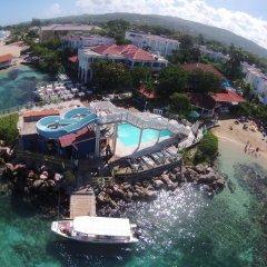 Отель Franklyn D. Resort & Spa All Inclusive бассейн