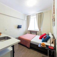 Мини отель Ваша студия Студия разные типы кроватей фото 5