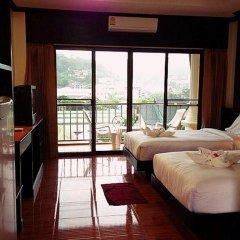 Отель SK Residence 3* Улучшенный номер с различными типами кроватей фото 6