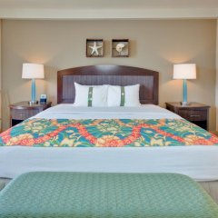 Отель Waikiki Beachcomber by Outrigger 3* Стандартный номер с различными типами кроватей фото 10