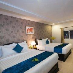 Sunrise Central Hotel 3* Стандартный семейный номер с двуспальной кроватью фото 2